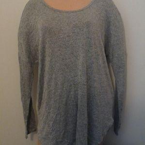 Garage gray sweater